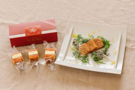 宮津・天橋立レストランアンソンベニール KBS京都「セイコ蟹のテリーヌ」紹介されます!